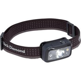 Black Diamond Cosmo 250 Pandelampe, grå